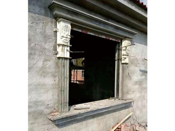 罗马柱模具施工