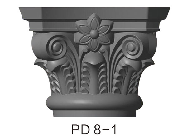 柱头PD8-1